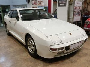 PORSCHE 944 COUPE 2.5 S1 - 1984 For Sale (picture 1 of 12)