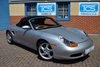Picture of 2000 Porsche Boxster 986 2.7i Tiptronic S Roadster SOLD