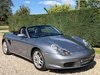 Picture of 2003 Porsche Boxster 2.7 Manual **HARDTOP, FSH, BOSE Sound** SOLD
