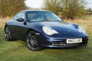 Picture of 2002 Porsche 911 3.6 996 Carrera 4 Coupe Manual SOLD