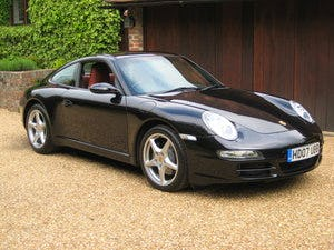 2007 Porsche 911 (997) Carrera Tiptronic S * Look At The Spec * For Sale (picture 1 of 6)