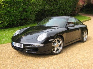 2007 Porsche 911 (997) Carrera Tiptronic S * Look At The Spec * For Sale (picture 2 of 6)