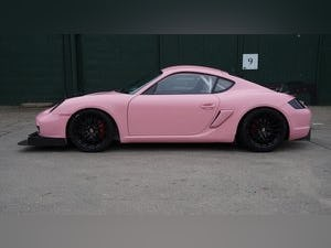 2006 Porsche Cayman SV Modsports - Price Reduced For Sale (picture 2 of 6)