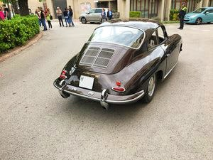 1965 Porsche 356SC, 1.6L 110PS - fully restored LHD For Sale (picture 1 of 6)