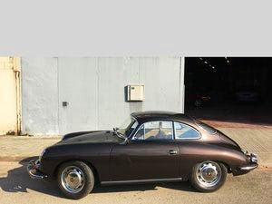 1965 Porsche 356SC, 1.6L 110PS - fully restored LHD For Sale (picture 3 of 6)