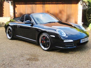 2011 Porsche 911 (997 Gen II) Carrera 4s PDK Cabriolet For Sale (picture 2 of 6)