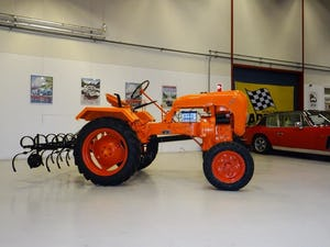 1954 Allgaier - System Porsche A 111 tractor For Sale (picture 1 of 5)