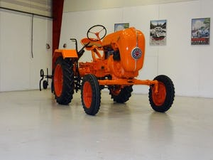1954 Allgaier - System Porsche A 111 tractor For Sale (picture 2 of 5)
