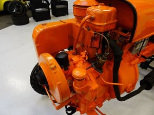 1954 Allgaier - System Porsche A 111 tractor For Sale (picture 5 of 5)