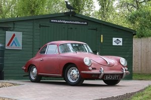Picture of 1960 Porsche 356B 'T5' (LHD) For Sale