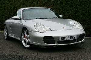 Picture of 2003 Porsche 911 3.6 996 Carrera 4S Coupe Manual SOLD