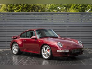 1995 PORSCHE 911 (993) TURBO UK SUPPLIED For Sale (picture 1 of 19)
