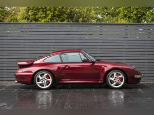 1995 PORSCHE 911 (993) TURBO UK SUPPLIED For Sale (picture 3 of 19)