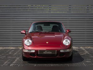 1995 PORSCHE 911 (993) TURBO UK SUPPLIED For Sale (picture 4 of 19)