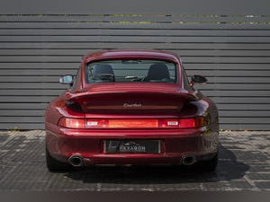 1995 PORSCHE 911 (993) TURBO UK SUPPLIED For Sale (picture 5 of 19)