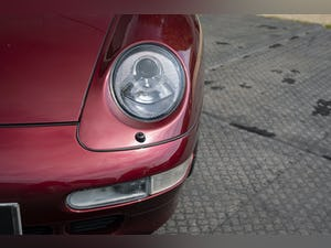 1995 PORSCHE 911 (993) TURBO UK SUPPLIED For Sale (picture 16 of 19)