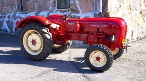Picture of 1960 Porsche Diesel Standard Star 219 tractor For Sale