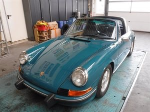 Picture of Porsche 911E Targa 1973 For Sale