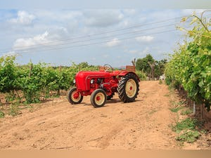 1957 Porsche Tractor - Fully Recovered For Sale (picture 1 of 6)