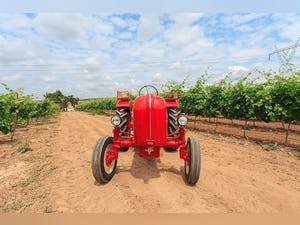 1957 Porsche Tractor - Fully Recovered For Sale (picture 4 of 6)