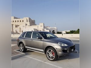 2008 Cayenne Turbo. Full service history. For Sale (picture 1 of 7)