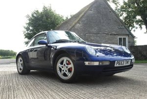 Picture of 1996 Porsche 911 993 Targa Tip Tronic For Sale