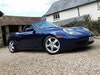 Porsche 986 Boxster 2.7 - 63k, 3 owners, great history