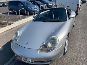 Picture of 2000 Porsche 911 3.4 996 Carrera 2 Cabriolet 2dr For Sale