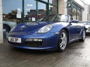 Picture of 2005 Porsche Boxter For Sale