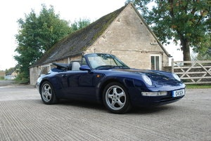 Picture of 1995 Porsche 911 993 C2 Tip Convertible For Sale