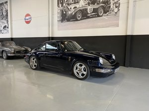 Picture of PORSCHE 964 Carrera 4 Coupe in top condition (1991) For Sale