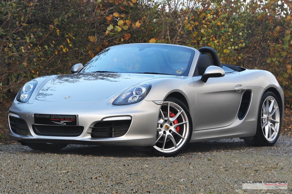 2012 (2013 MY) Porsche 981 Boxster S manual For Sale (picture 1 of 6)