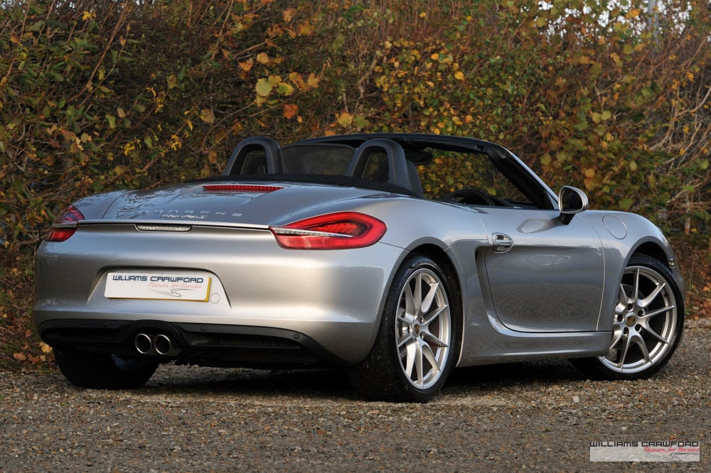 2012 (2013 MY) Porsche 981 Boxster S manual For Sale (picture 3 of 6)