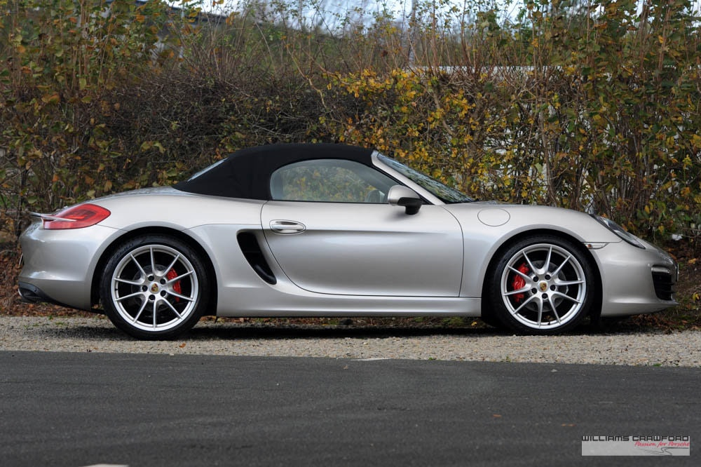 2012 (2013 MY) Porsche 981 Boxster S manual For Sale (picture 4 of 6)