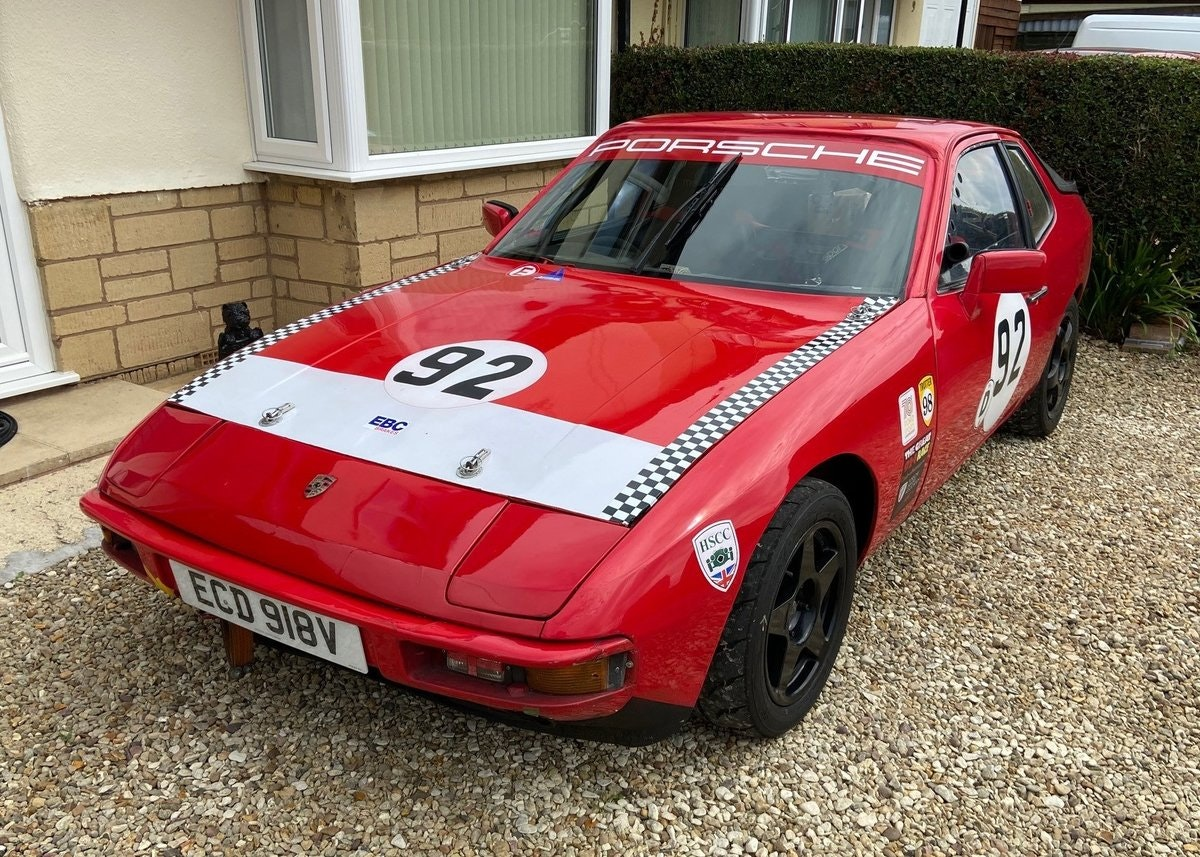 1979 Porsche 924 HSCC 70's Second Overall For Sale (picture 2 of 5)