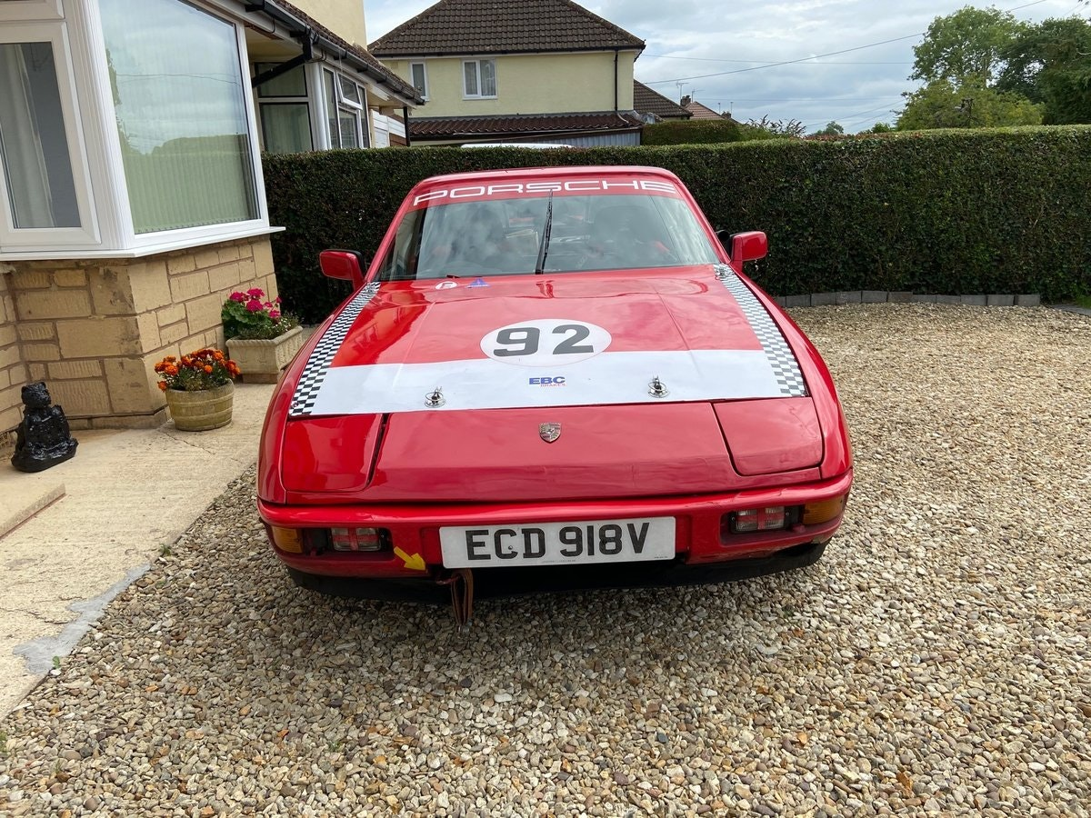 1979 Porsche 924 HSCC 70's Second Overall For Sale (picture 3 of 5)