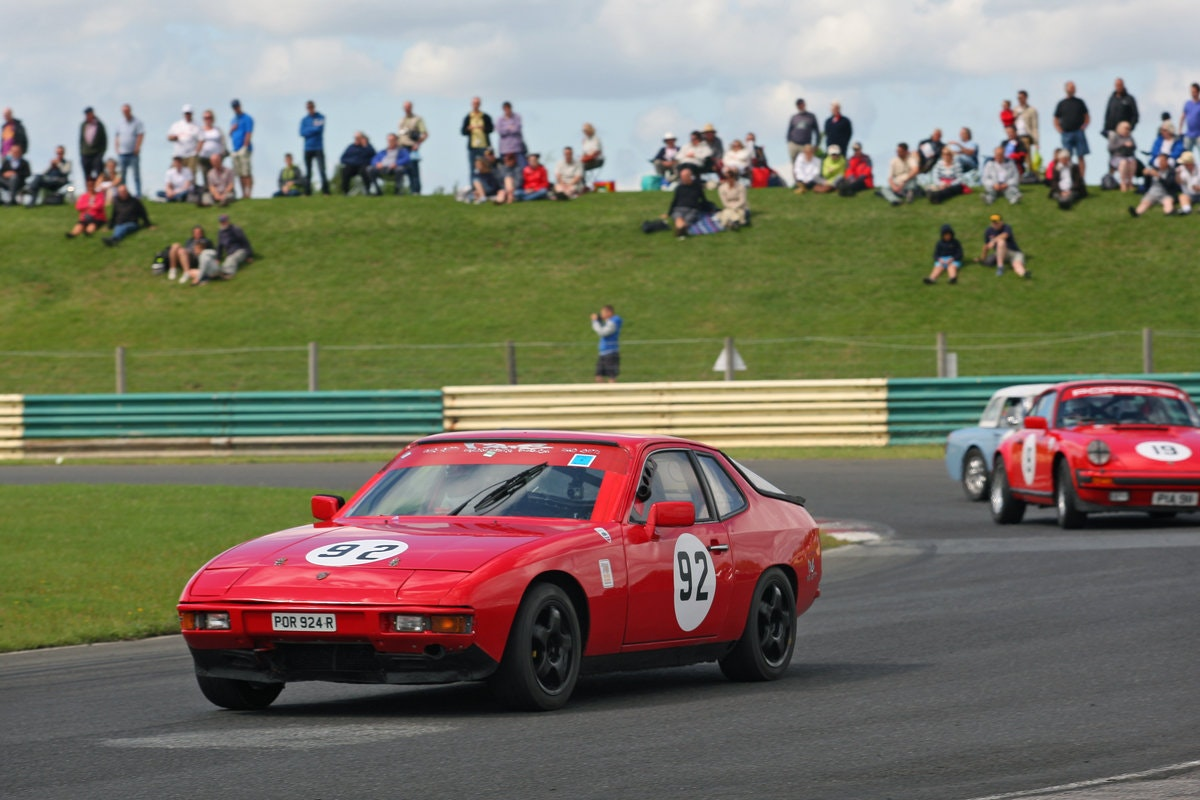1979 Porsche 924 HSCC 70's Second Overall For Sale (picture 4 of 5)