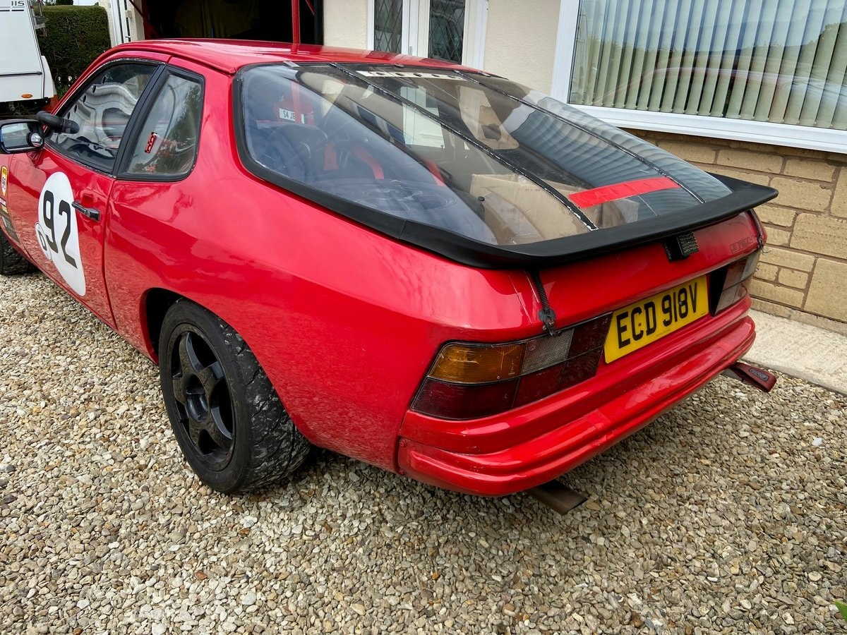 1979 Porsche 924 HSCC 70's Second Overall For Sale (picture 5 of 5)