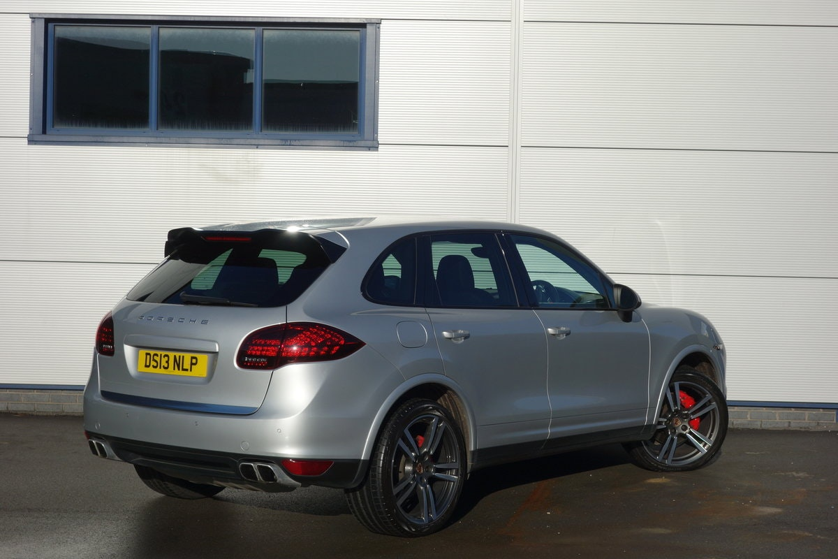 2013 Porsche Cayenne 3.0TDi Tiptronis S For Sale (picture 3 of 6)