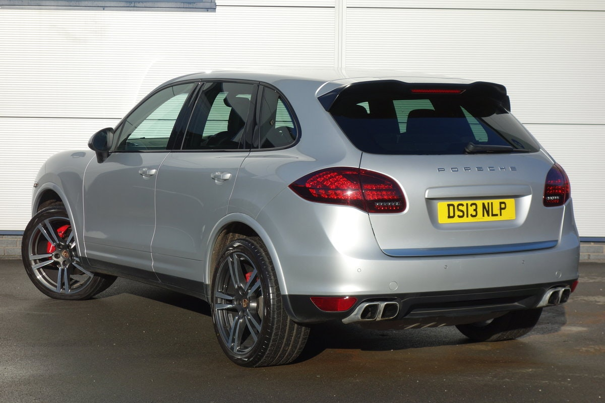 2013 Porsche Cayenne 3.0TDi Tiptronis S For Sale (picture 4 of 6)
