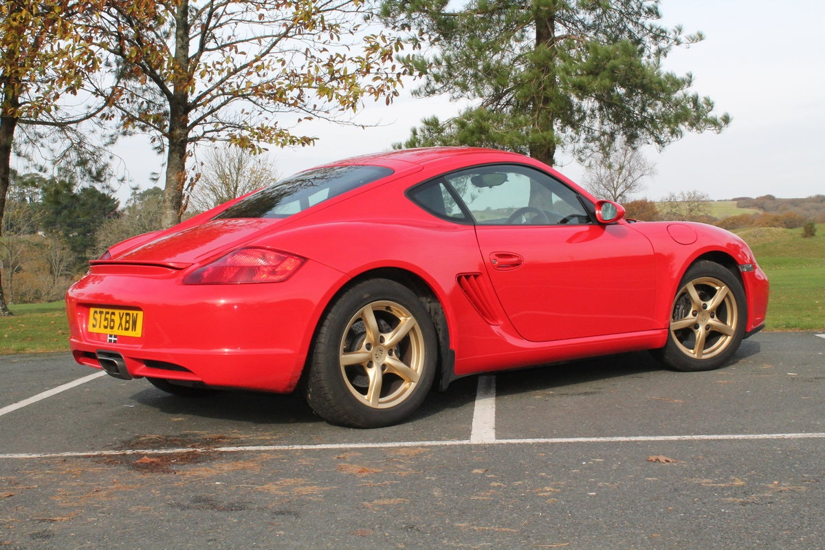 2006 Porsche Cayman 2.7 (987) For Sale (picture 5 of 6)