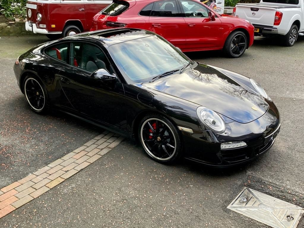 2011 £58,997 : 2012 PORSCHE 997 CARRERA 4 GTS PDK For Sale (picture 1 of 6)