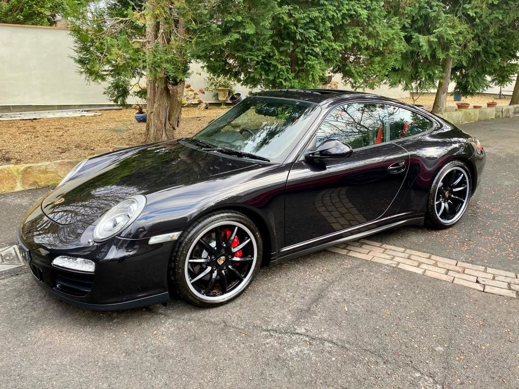 2011 £58,997 : 2012 PORSCHE 997 CARRERA 4 GTS PDK For Sale (picture 2 of 6)