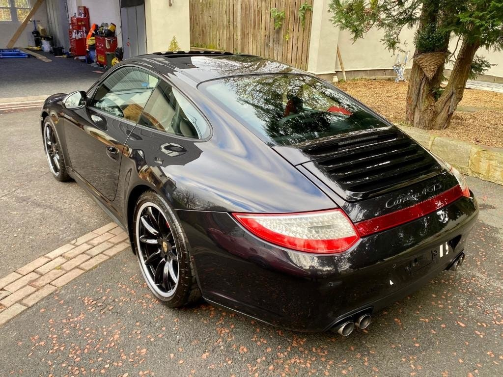 2011 £58,997 : 2012 PORSCHE 997 CARRERA 4 GTS PDK For Sale (picture 3 of 6)