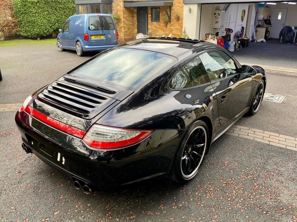 2011 £58,997 : 2012 PORSCHE 997 CARRERA 4 GTS PDK For Sale (picture 4 of 6)