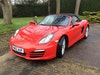 Superb Condition Boxster- Possible Future Classic