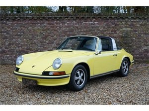 Picture of 1974 Porsche 911 E 2.4 Targa For Sale