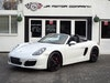 Porsche Boxster 981 3.4 S PDK Carrera White Huge Spec!