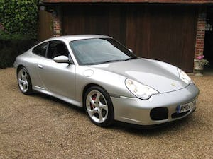 2004 Porsche 911 (996) Carrera 4s Tiptronic S Coupe With Only 39k For Sale (picture 1 of 6)