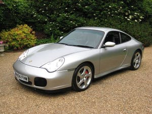 2004 Porsche 911 (996) Carrera 4s Tiptronic S Coupe With Only 39k For Sale (picture 2 of 6)